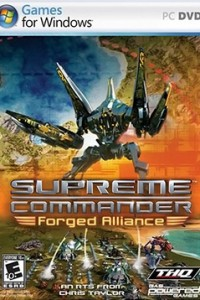 Download Supreme Commander Forged Alliance Full Version – RELOADED