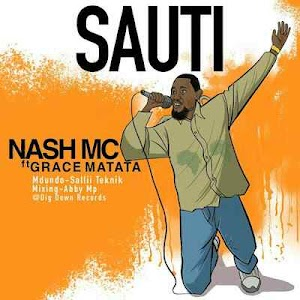 Download Mp3 | Nash Mc ft Grace Matata - Sauti