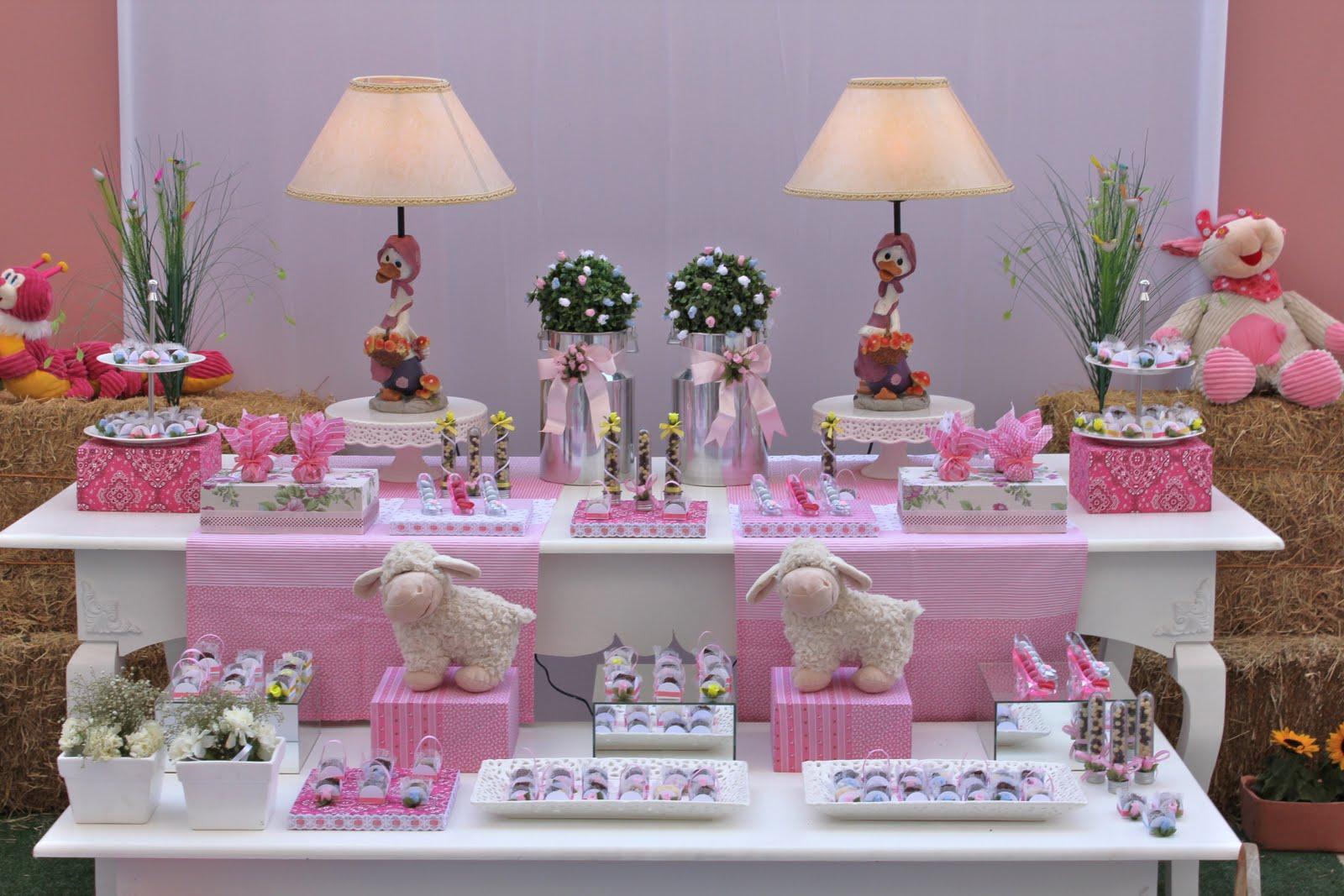 c53ec5ad804a0c Festas para inspirar: Fazendinha para menina