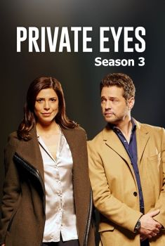 Private Eyes 3ª Temporada Torrent – WEB-DL 720p Dual Áudio<