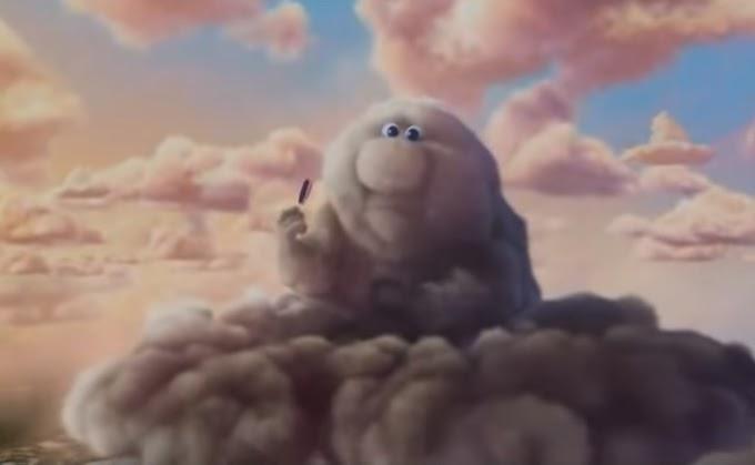 Θρύλος στα σύννεφα και της μοίρας το παιχνίδι