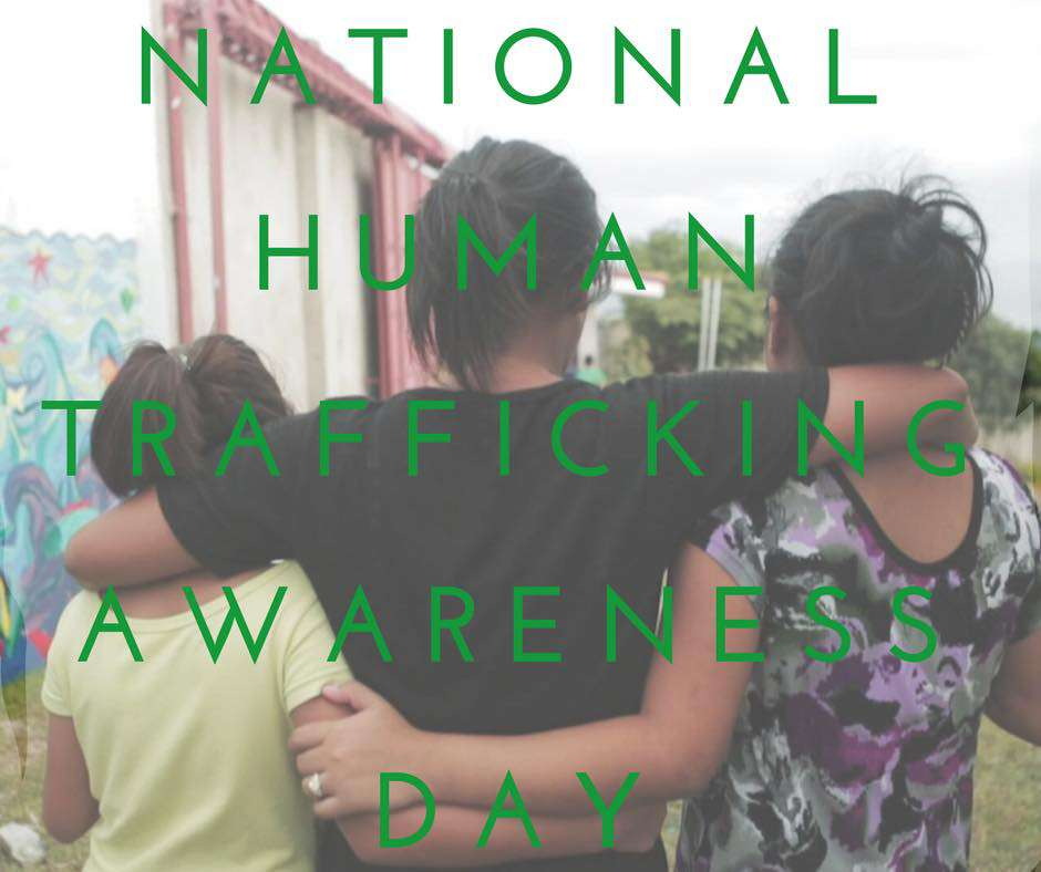 National Human Trafficking Awareness Day Wishes Photos