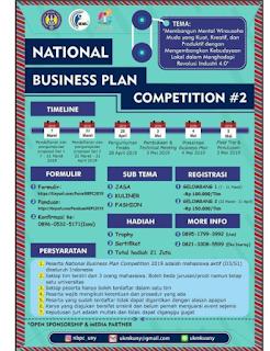 Lomba Binis Plan Nasional 2019 di UNY
