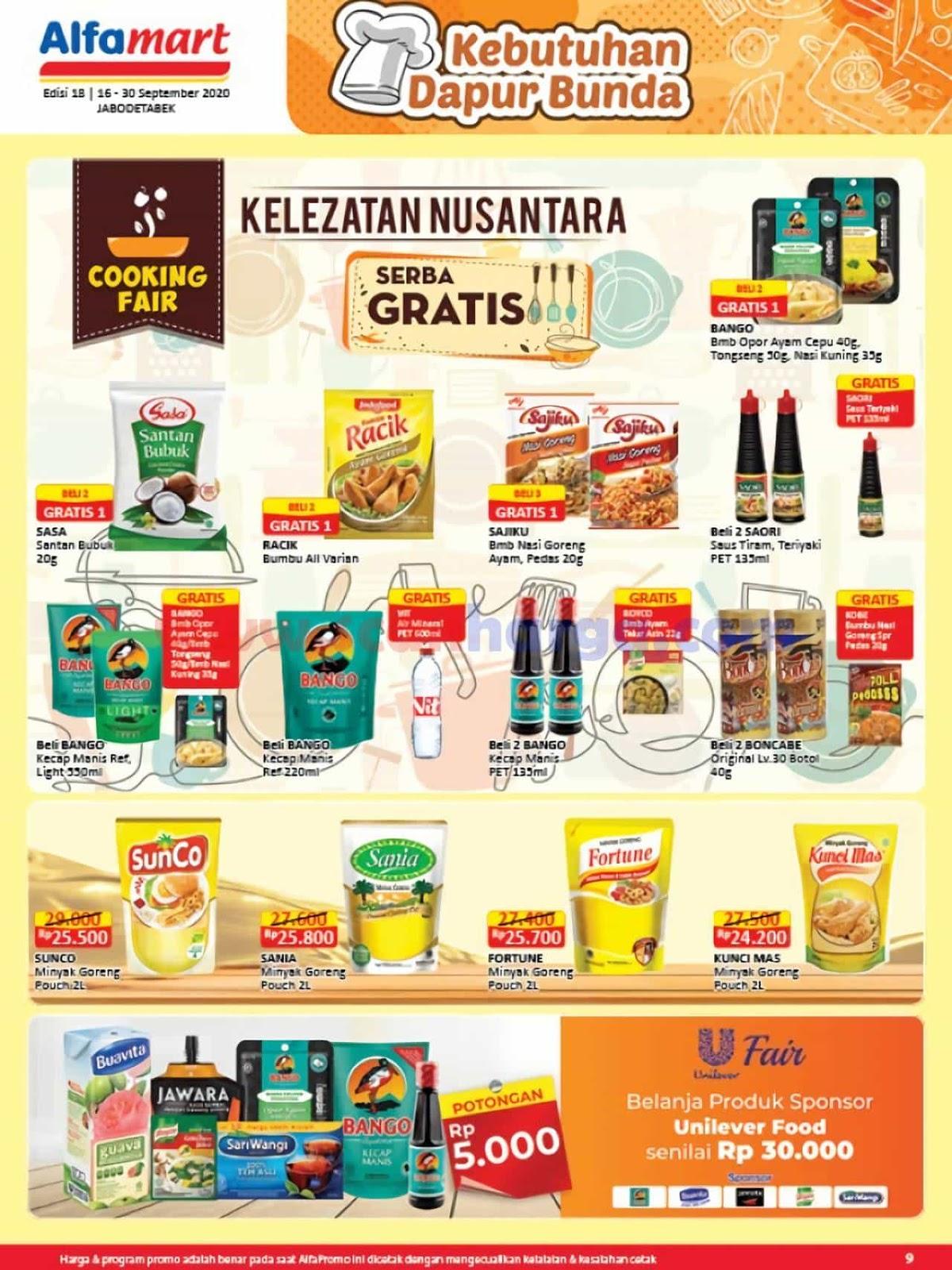 Katalog Promo Alfamart 16 - 30 September 2020 9
