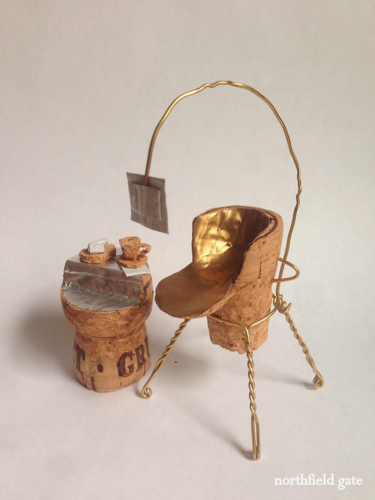 Studio Yuko Jones Dwr Champagne Chair 2014 Entry