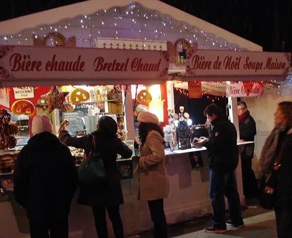 Mercados de Natal na Europa: Paris