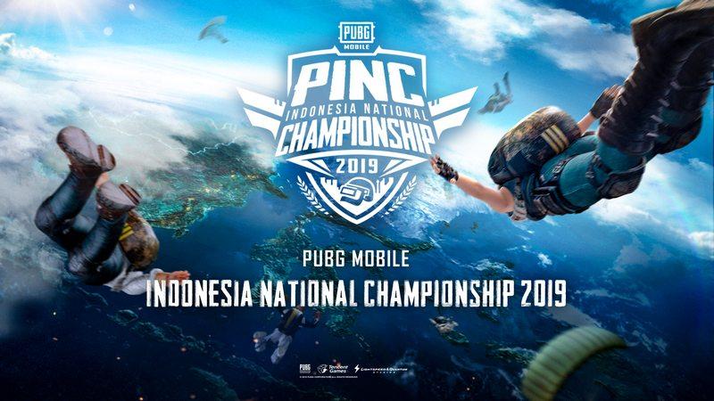 PUBG Mobile Indonesia National Championship 2019 (PINC 2019) Berhadiah 1 Miliar Resmi Digelar