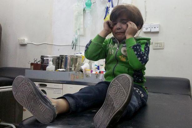 Civilians-killed-in-Assad-Regime-attacks-in-Syria 1