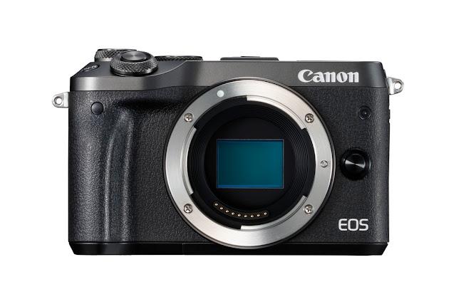 Canon EOS 6M
