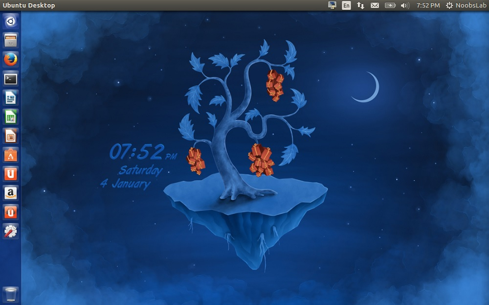Slidewall Live Wallpaper Application, Install in Ubuntu