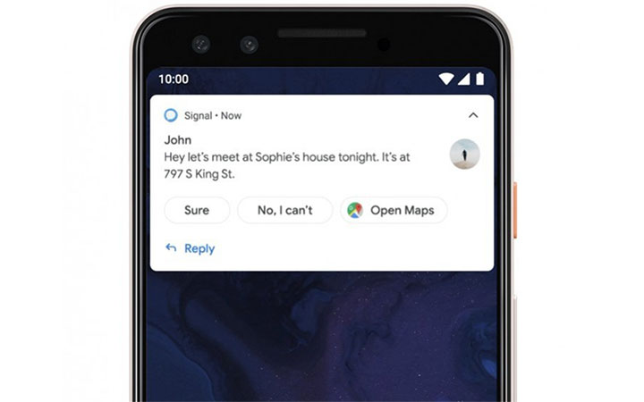 replay smart android 10 feature