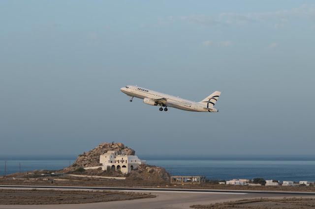 Aeroporto di Santorini