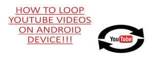 how to make a youtube video loop