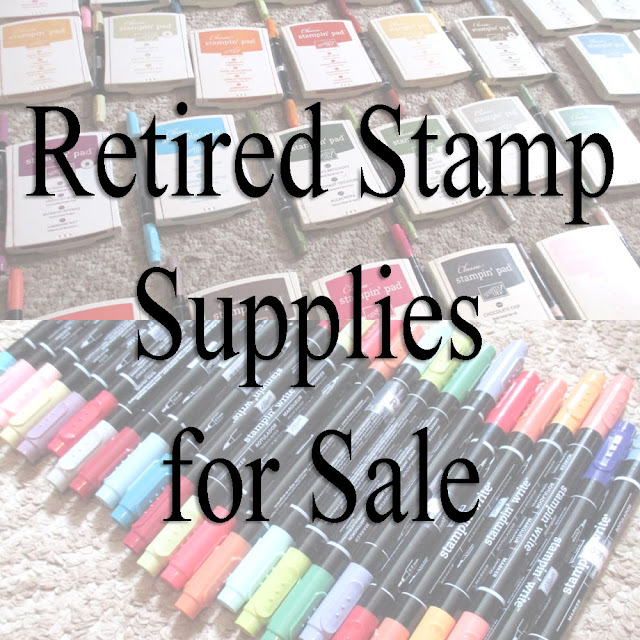 Retired Stampin' Up! for Sale
