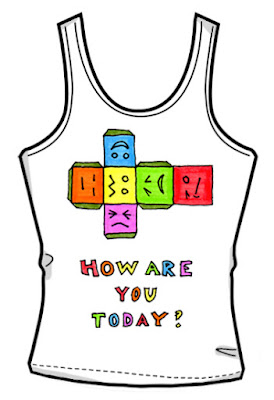 how are you today tank top