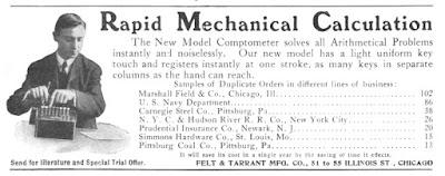 Rapid Mechanical Calculation