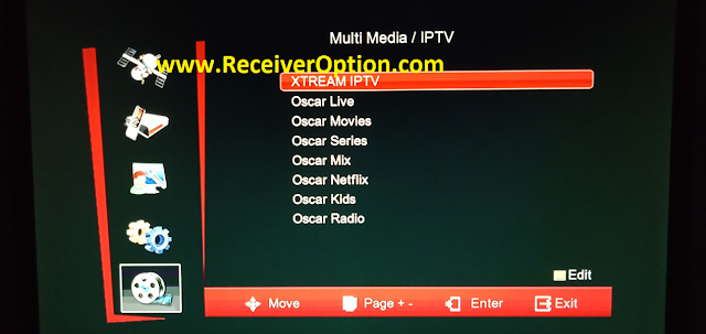 1506T 512 4M NEW SOFTWARE WITH MEGA SHARE & OSCAR IPTV OPTION