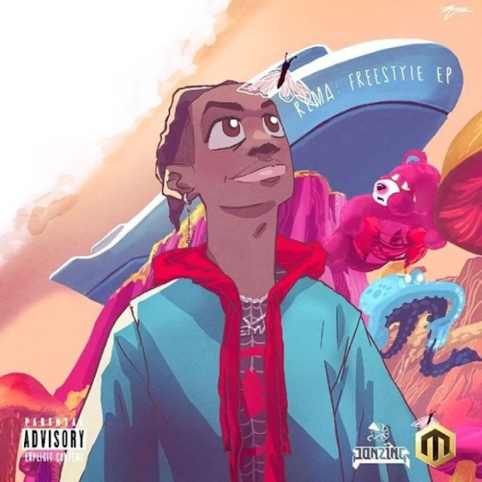 [Music] Rema – Spiderman