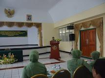 Persit KCK Koorcab Rem 131 Gelar Pertemuan Gabungan