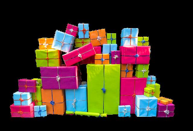 prezenty świąteczne