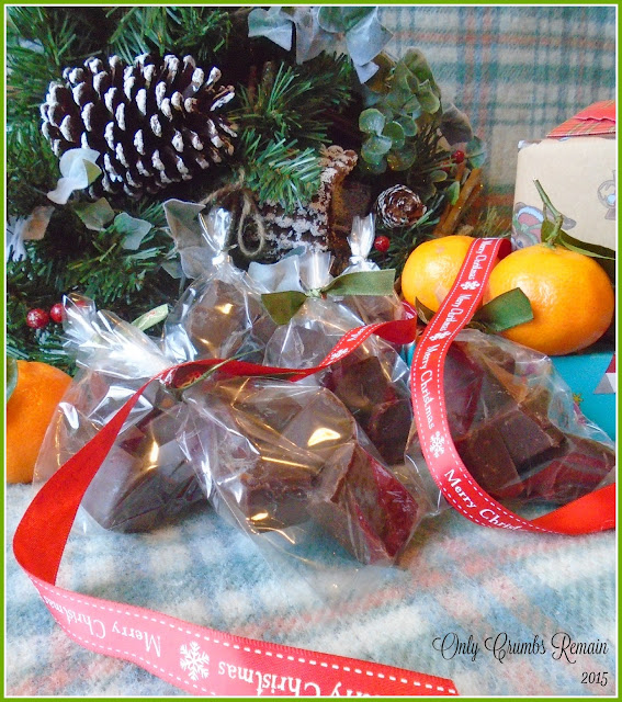 Chocolate Orange Gifts
