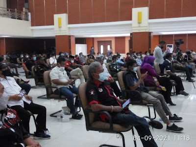 Pj Bupati Bekasi dan Forkopimda, Adakan Acara Silaturahmi dengan Ketua Lsm/Ormas Se Kabupaten Bekasi