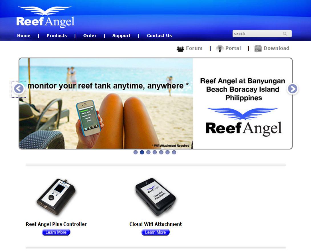 Reef Angel Aquarium Controller Review