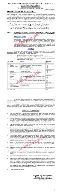 pms-officer-jobs-2021-kppsc-advertisement-no-02-kppsc-gov-pk
