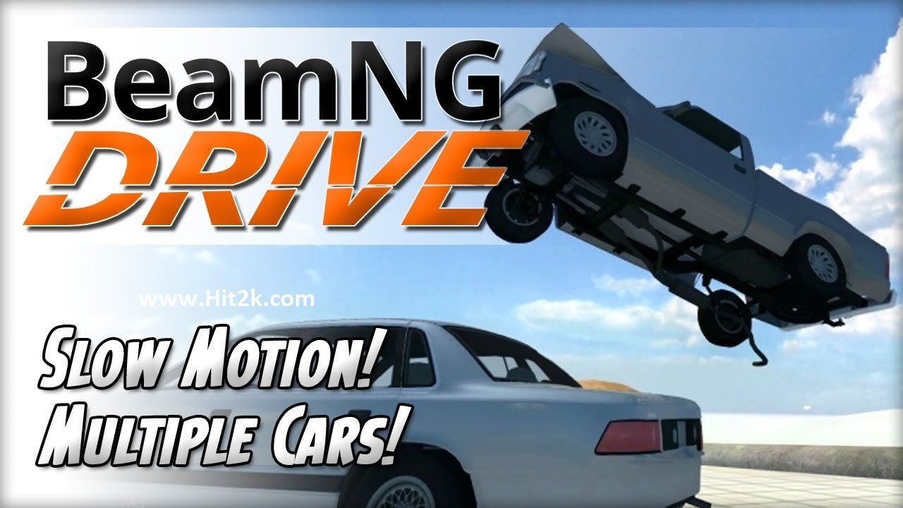 BeamNG Drive PC Game Free Downlaod For PC