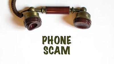 Hati-hati ketika Mendapatkan Telepon dari Nomor Luar Negeri yang Mengaku Marketplace karena itu penipuan