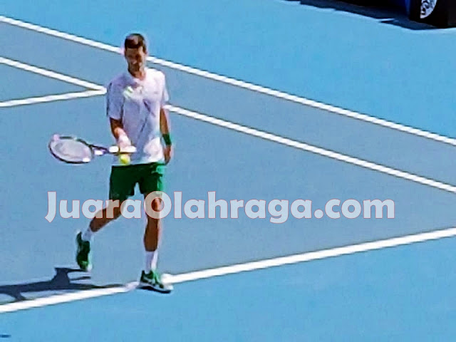 Novak Djokovic Kampiun Grand Slam Australia Terbuka Usai Hempaskan Dominic Thiem