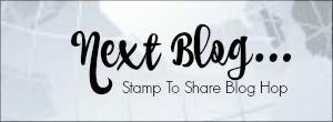 Cake Soiree Stamp to Share Blog Hop