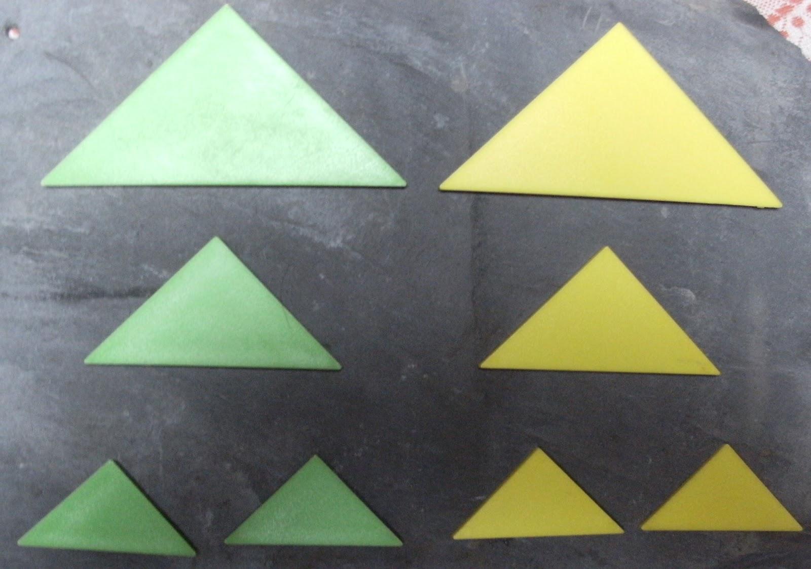 Congruent Triangles In Architecture Isosceles right triangles.