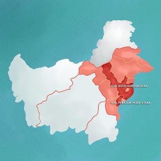 Kutai Kartanegara kerajaan besar tertua