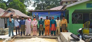 Wakil Bupati dan Kesra Gelar Dzikir Tausyiah di Desa Sembuang