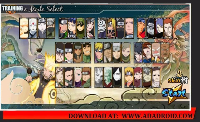 Naruto Senki Storm 4 Akatsuki Mod by Giyu