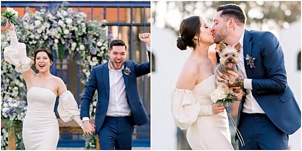 Casamento de Andressa e Nasser