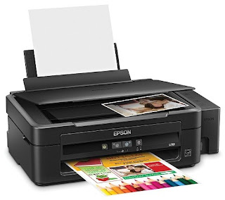 Spesifikasi Lengkap Printer Epson L210 - All In One