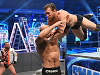 Info Seputar Live Streaming WWE SmackDown, 13 Juni 2020 Mola TV