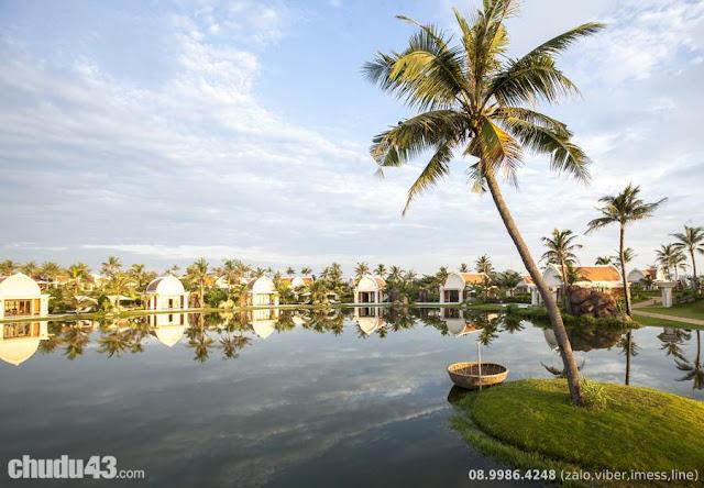 Pulchra Resort Danang, Gioi thieu pulchra da nang, Thue resort da nang, chudu43