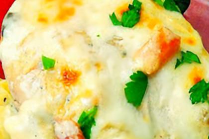 Italian Baked Chicken Recipe