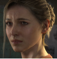 Elina (Nath wife) in Uncharted 4