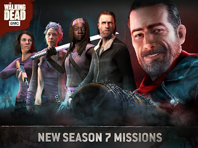 Pada kesempatan kali ini aku akan membagikan kepada sobat semuanya sebuah game android t Unduh Game The Walking Dead No Man's Land Apk v2.3.0.49 Mod (High Damage)