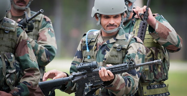 Indian Army Ak 203