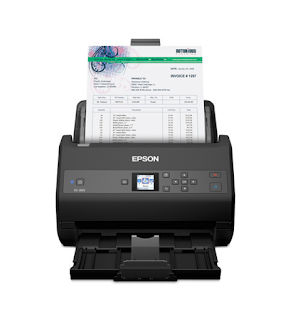 Epson WorkForce ES-865 Driver Download
