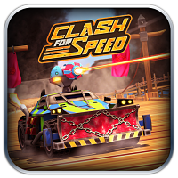 Clash for Speed Xtreme Combat Racing Hack