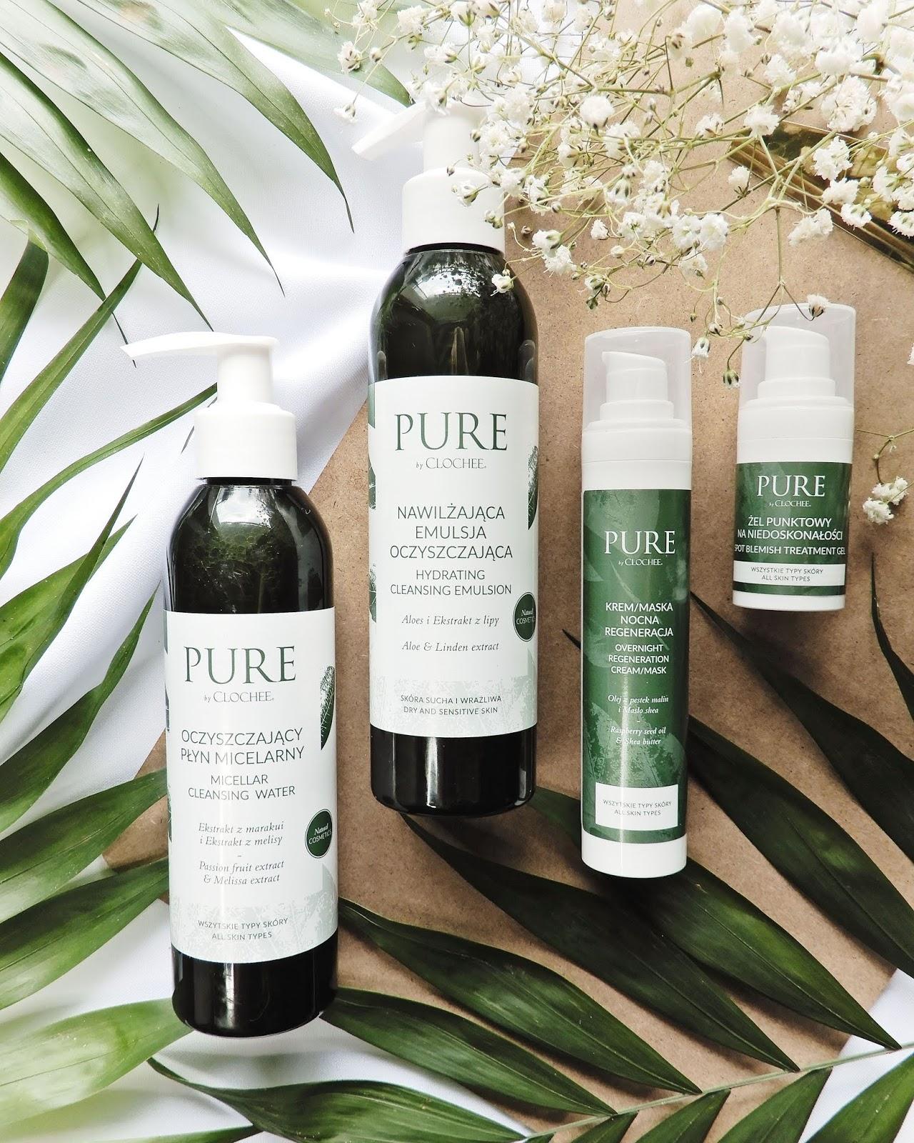 Pure By Clochee   Siła zielonych opakowań