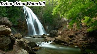Dzhur-dzhur Waterfall, Alushta