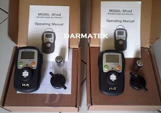 Darmatek Jual SENKO SP2nd Single Gas Detector - H2S ( SP2297 )