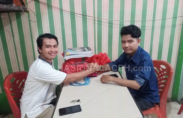 Imbas Covid-19 dan Banjir, KMI Kampus Aceh dan Pemuda Aceh Barat Galang Bantuan Pokok